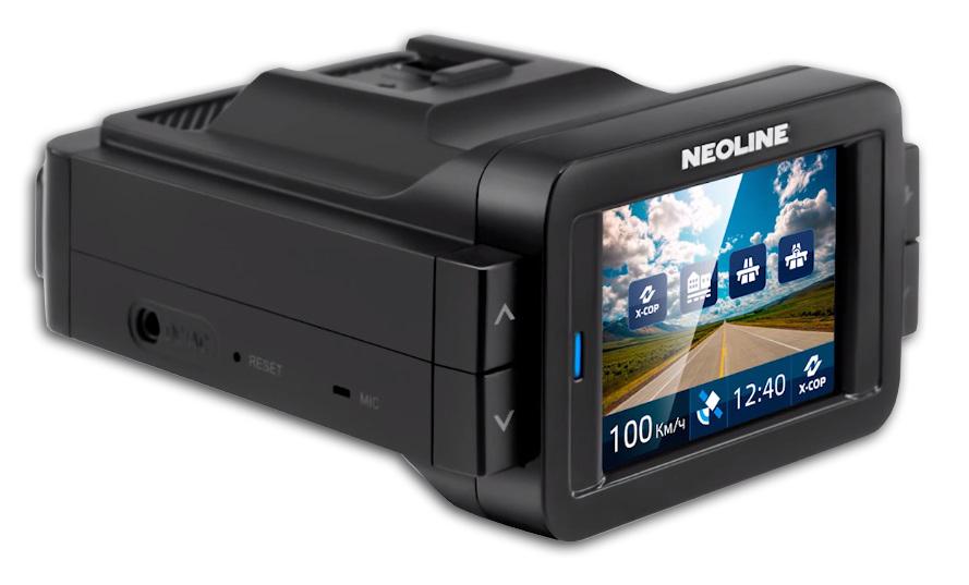 Neoline X-cop 9000 инструкция пользователя - фото 7