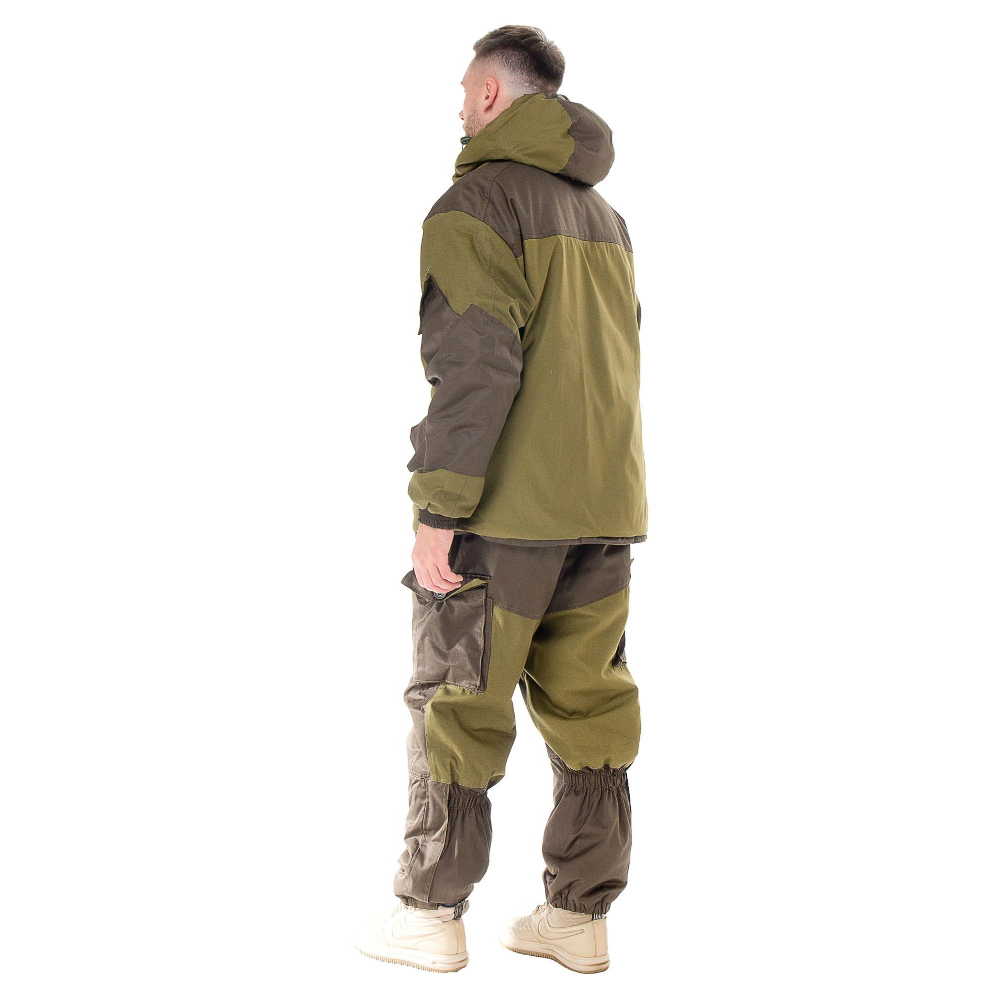 костюм зимний мужской охота рыбалка