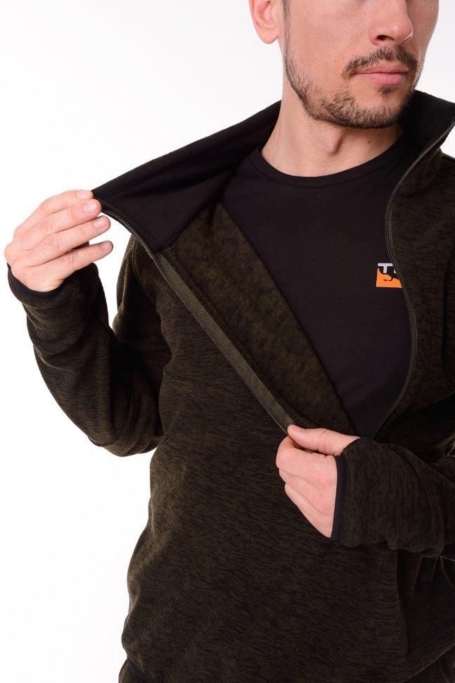 1cf88854 Флисовый костюм TRITON SHOOTER (Флис, зелёный) - купить в Москве по ...