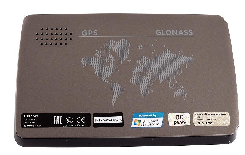 продажа Explay GPS навигаторы patriot в интернет магазине RBT.ru Челябинск,