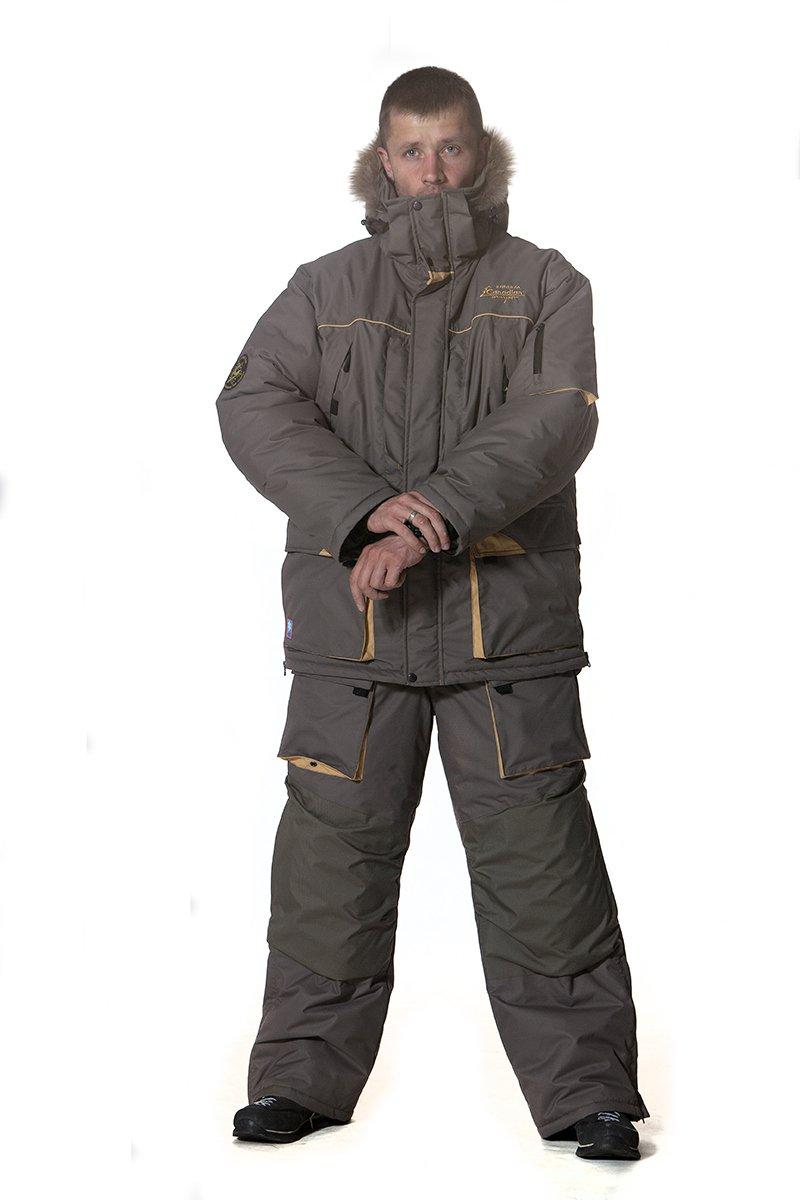 Зимний рыболовный костюм производство канада