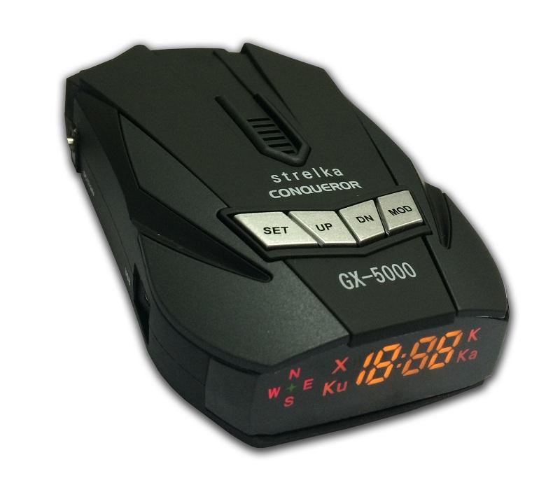 Радар детектор conqueror gx 5000