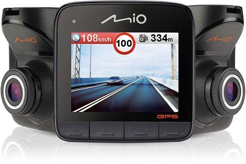 MiVue™ 568 - Обзор - Авто-видеорегистраторы - Mio