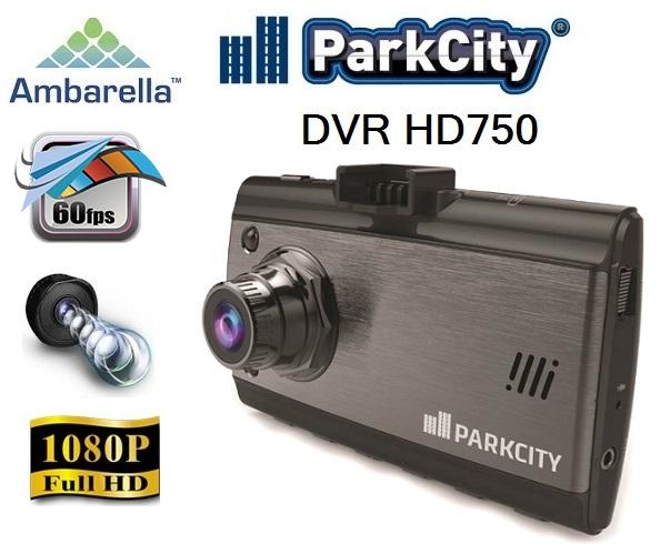 Parkcity Dvr HD 750 инструкция